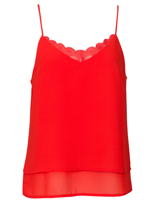 Top Stacey Red