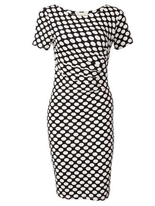 Dress Dots Black