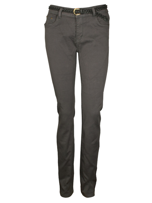 Broek 5 Pocket Gray