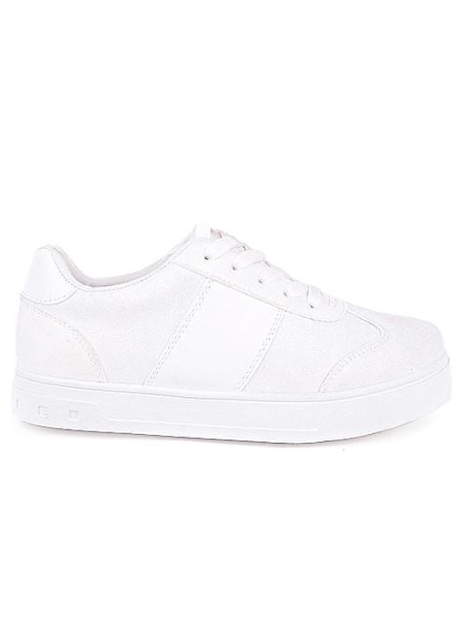 Sneakers Sparkling White