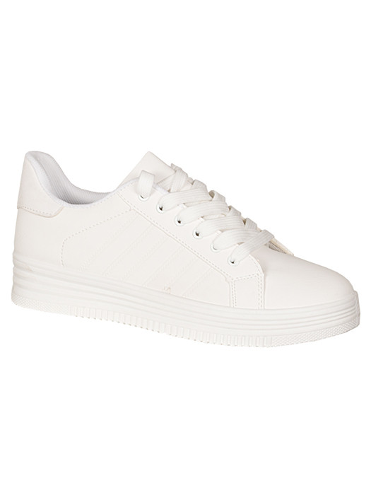 Sneakers Casual White
