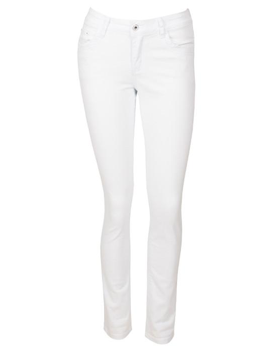 Skinny Jeans Jill White