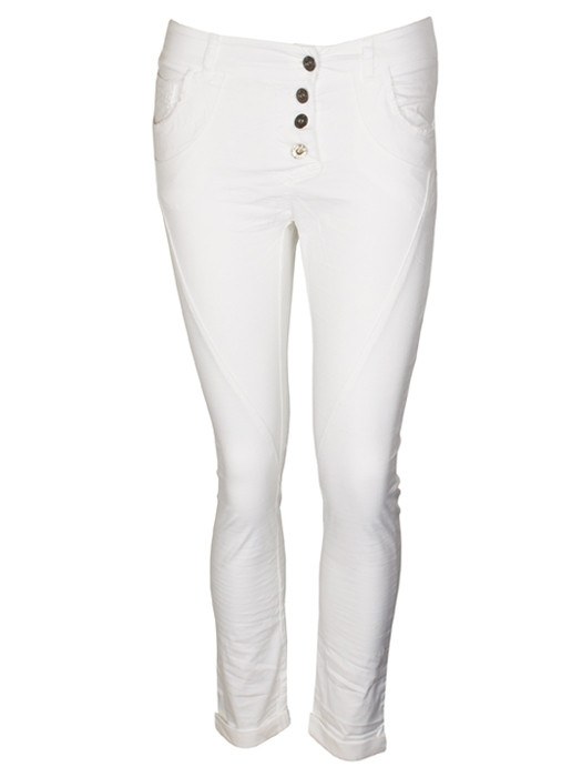 Broek Pleasure White