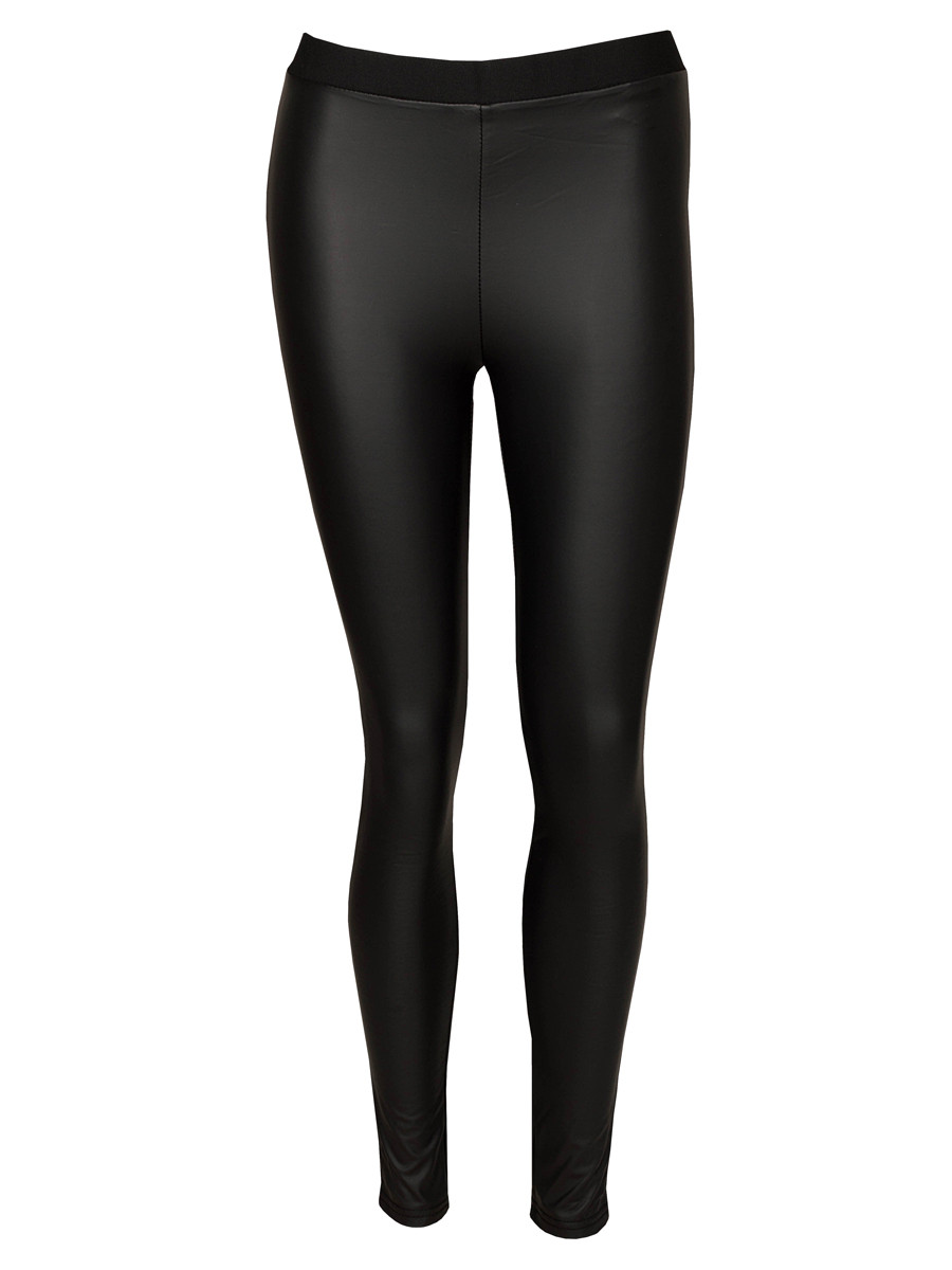 Image of Legging Leather Look