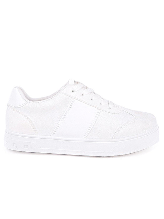 Sneakers Sparkling White