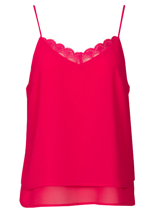 Top Stacey Fuchsia