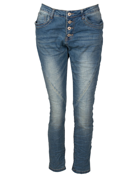 Broek Pleasure Denim