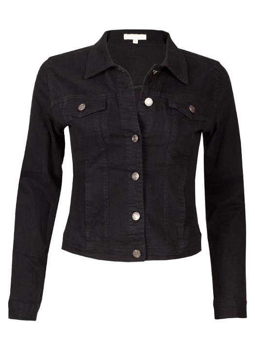 Van Fashionize Jacket Tara Black Prijsvergelijk nu!
