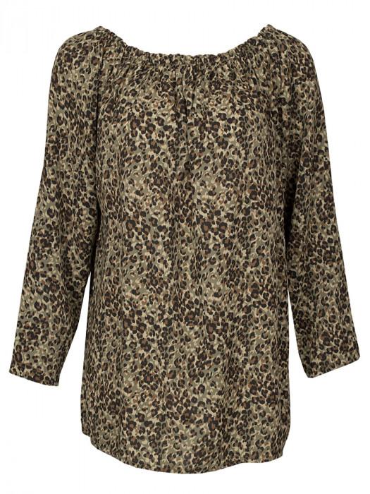 Top Leopard Groen