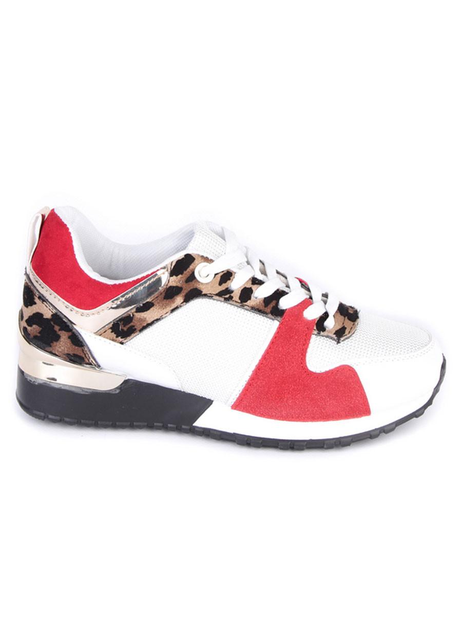Sneakers Wild Leopard
