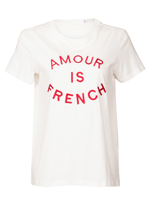Shirt Amour Rood