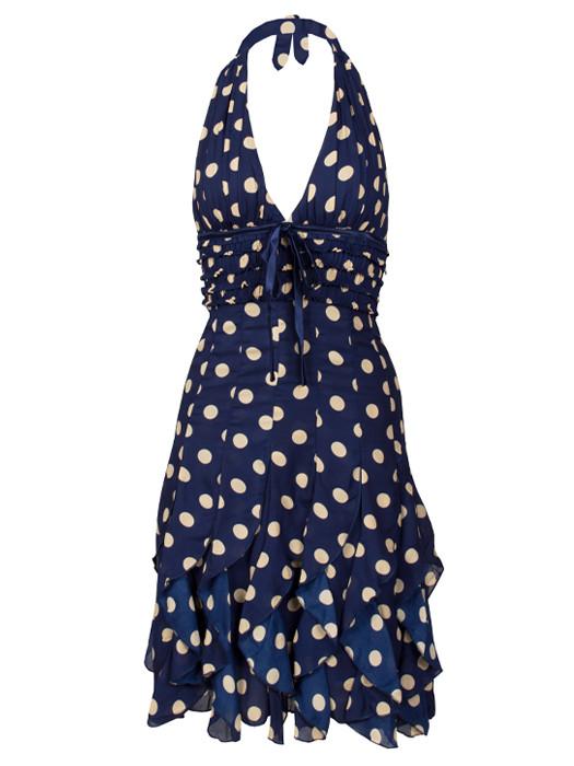 Dress Evita Navy