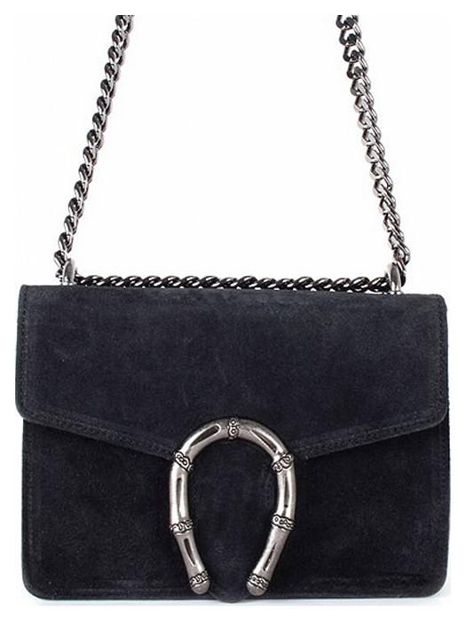 Leather Bag Jackie Black