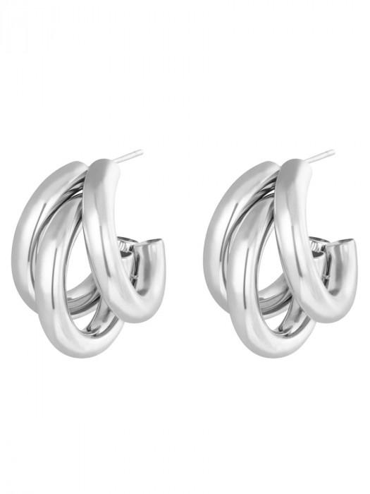 Oorbellen Ringen Zilver