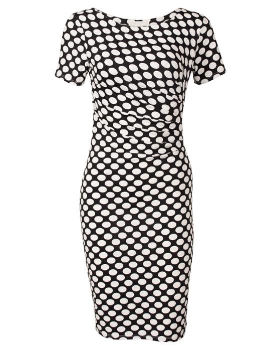 Dress Dots Black