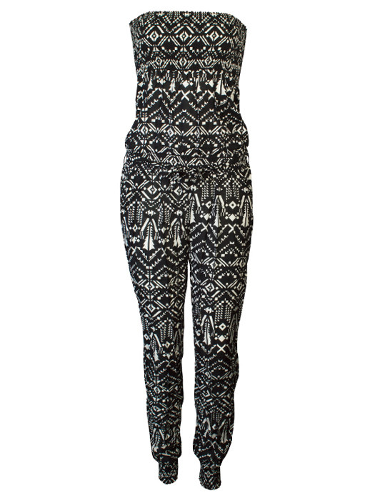 Jumpsuit Ibiza Black