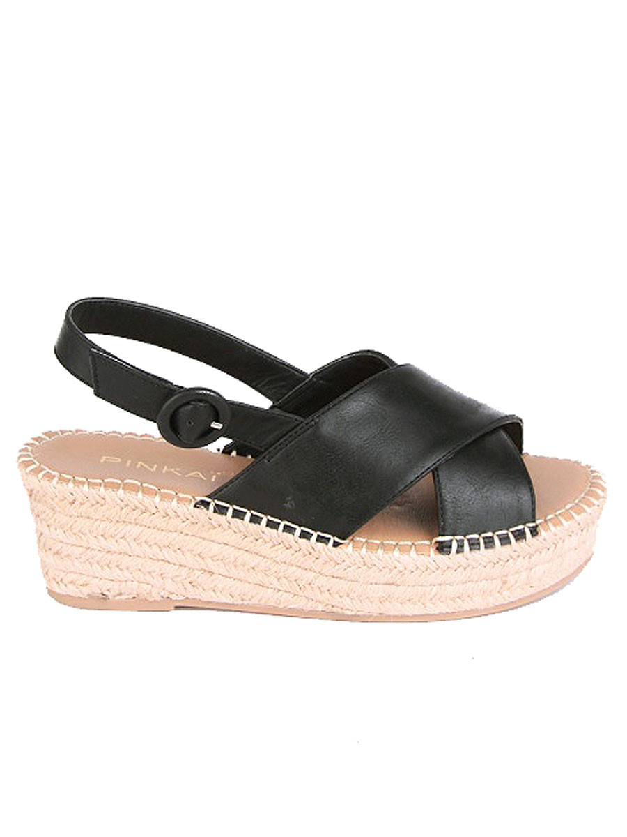 Sandalen Boho Zwart