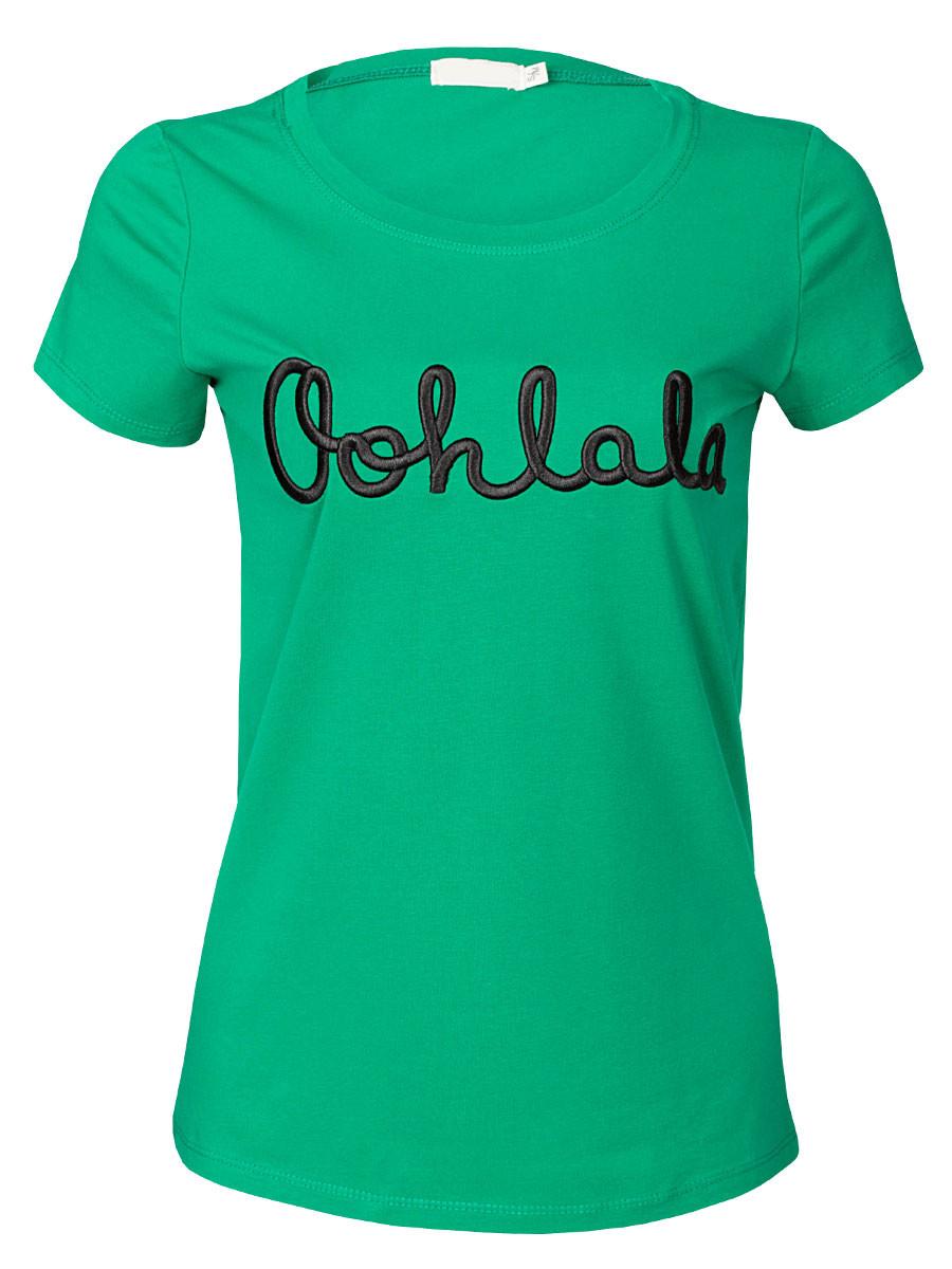 Shirt Oohlala Groen