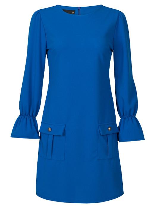 Dress Alicia Blue