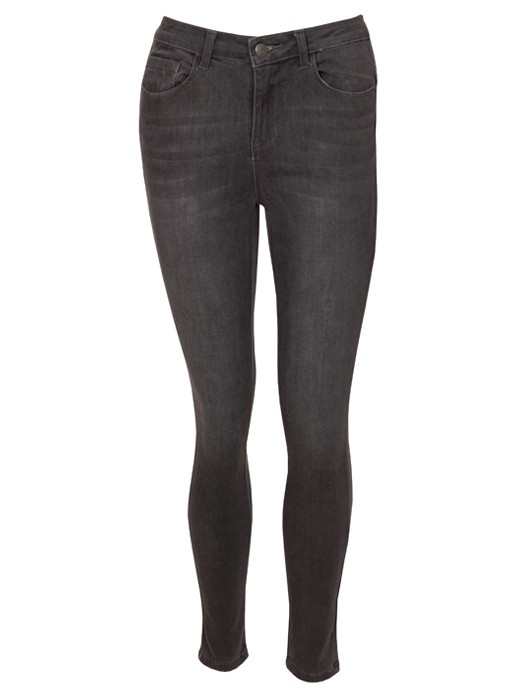 Image of Skinny Jeans d. Gray