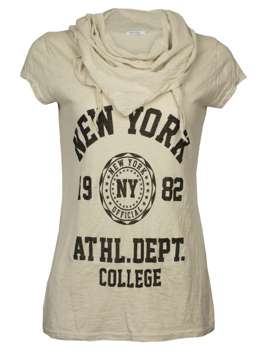 Shirt New York Beige