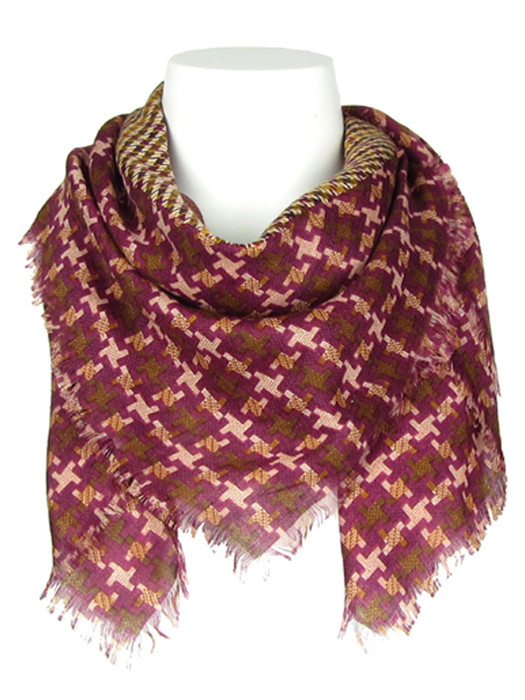 Sjaal vierkant
