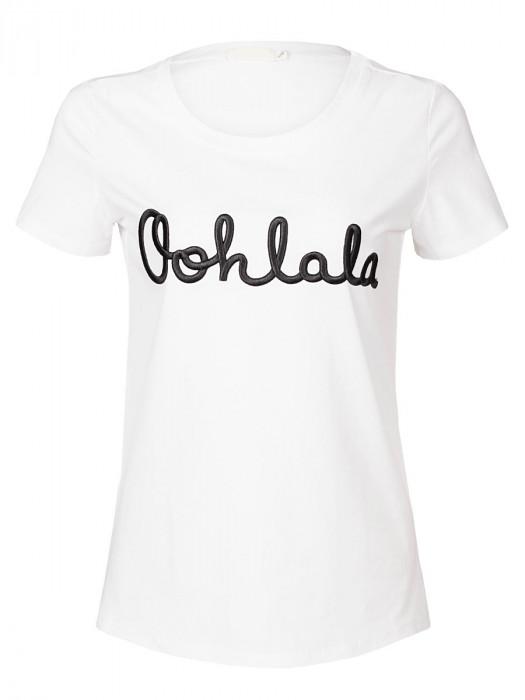 Shirt Oohlala Wit