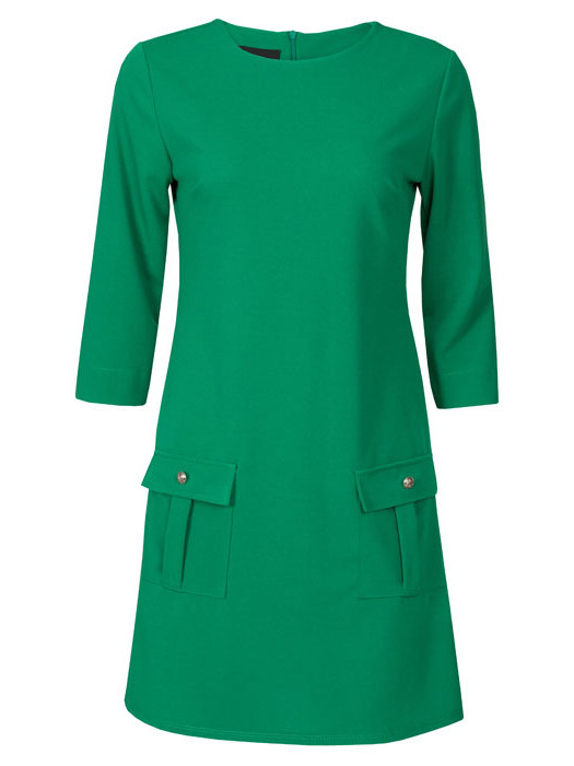 Dress Cynthia Green