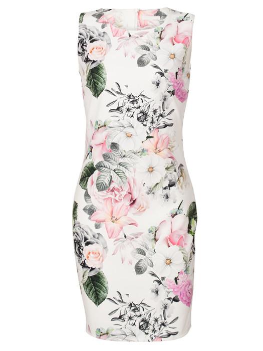 Dress Danique White