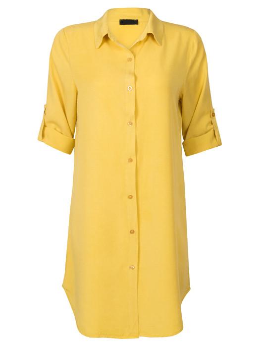 Blouse Long Yellow