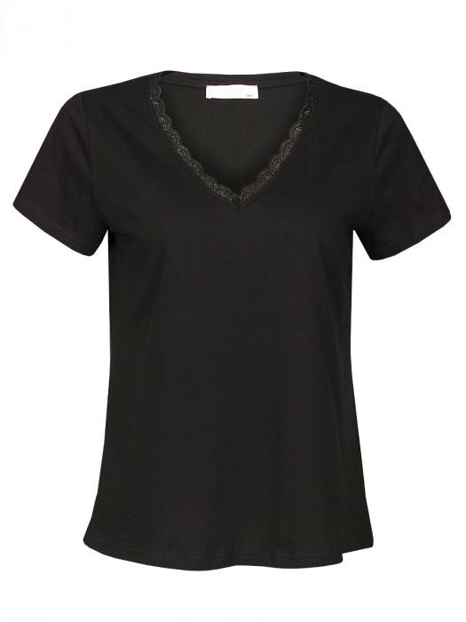 Shirt Amber Zwart