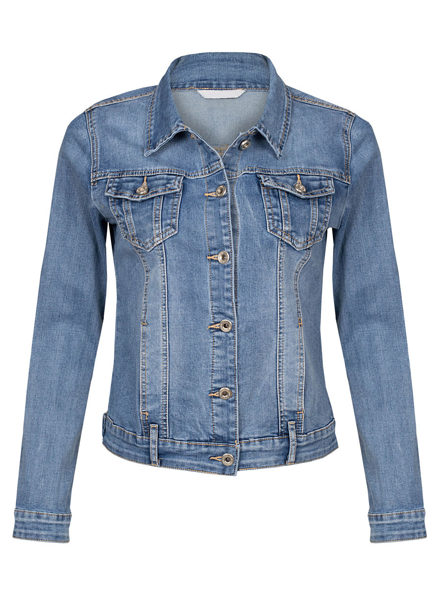 Jeans Jacket Stretch