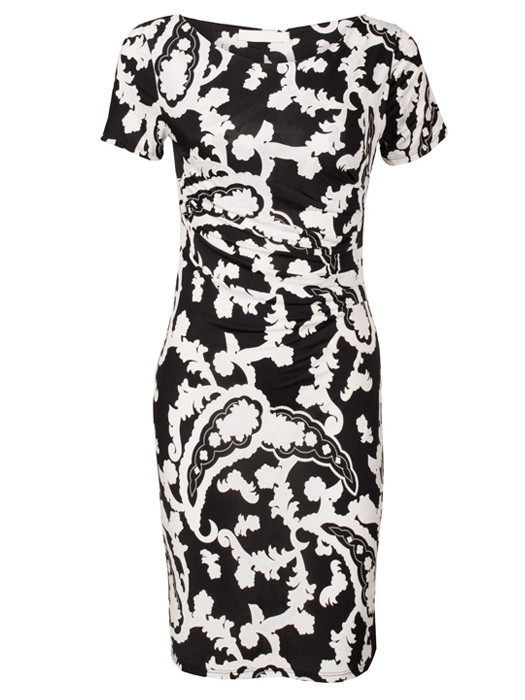Image of Dress Genevieve Black
