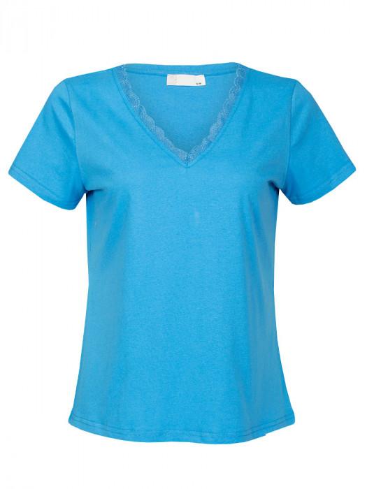 Shirt Amber Blauw