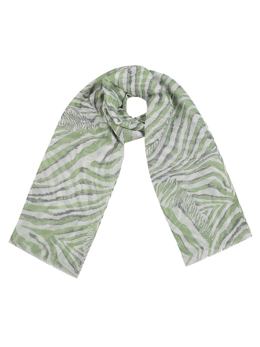 Sjaal Zebra Groen