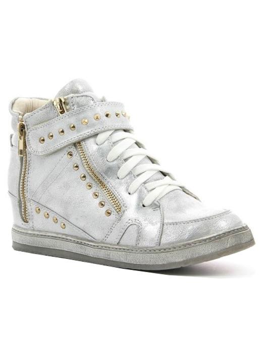 Van Fashionize Sneakers Silver Prijsvergelijk nu!