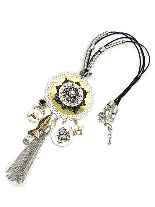Halsketting hanger