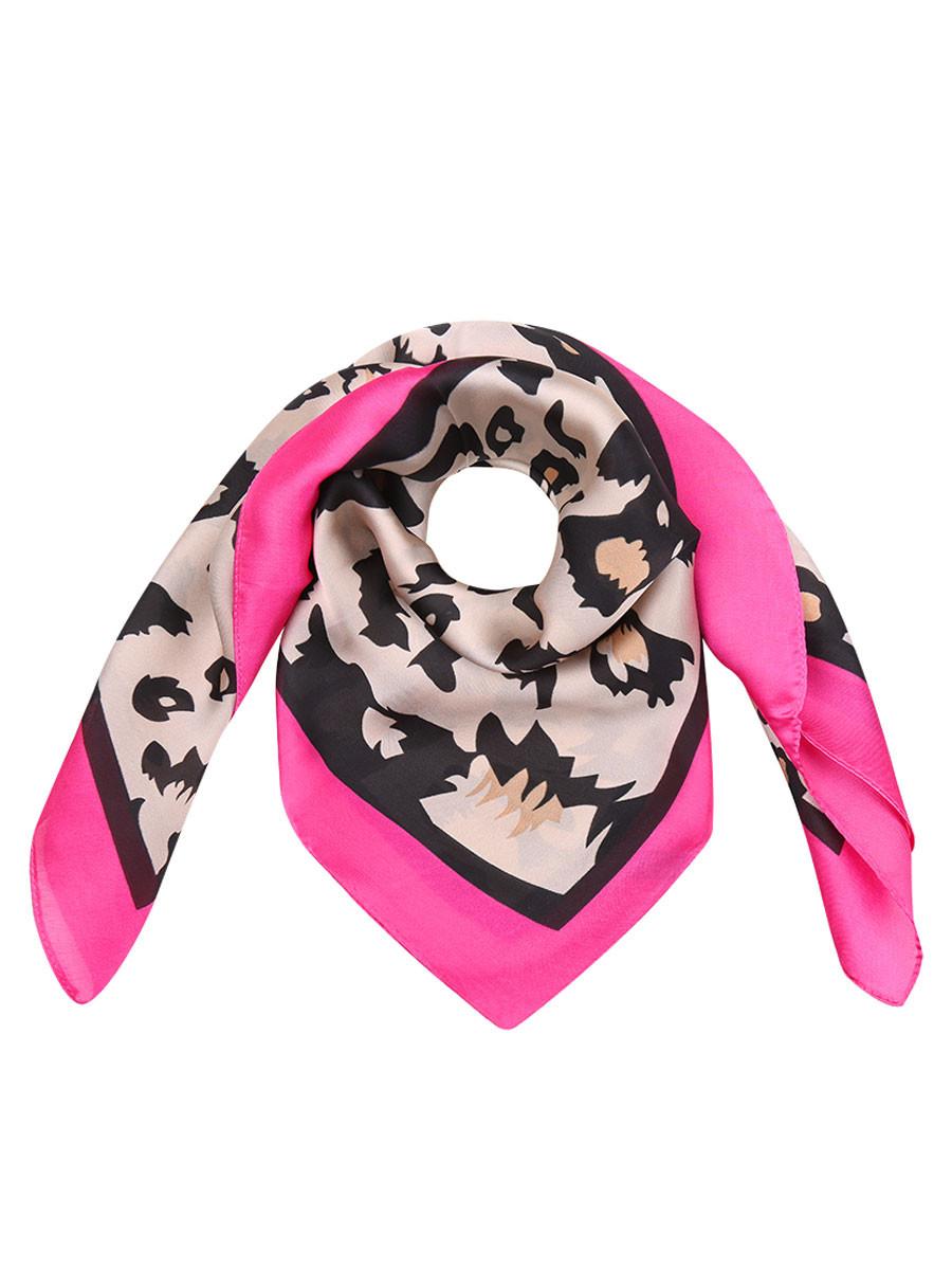 Van Fashionize Sjaal Leopard Fuchsia Prijsvergelijk nu!