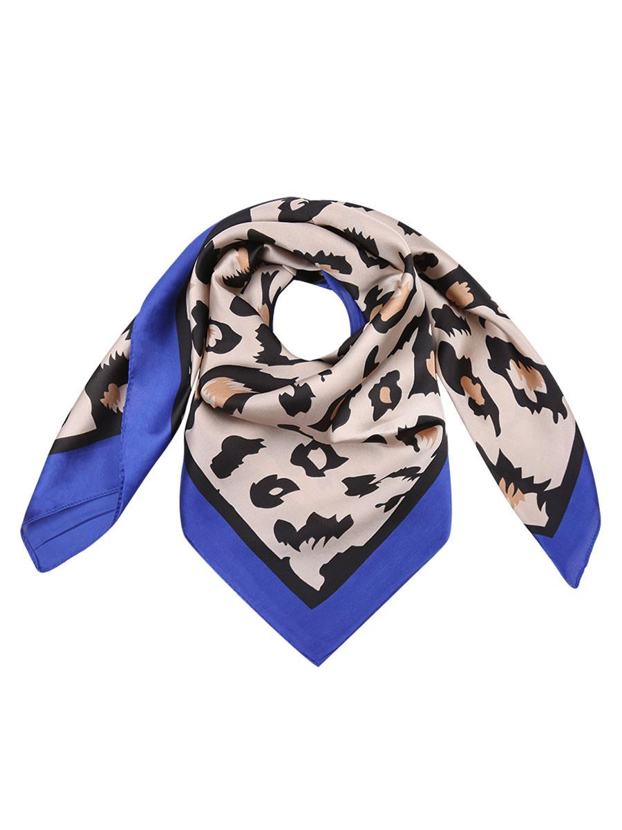 Van Fashionize Sjaal Leopard Blauw Prijsvergelijk nu!
