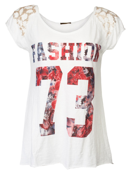 Shirt Fashion White
