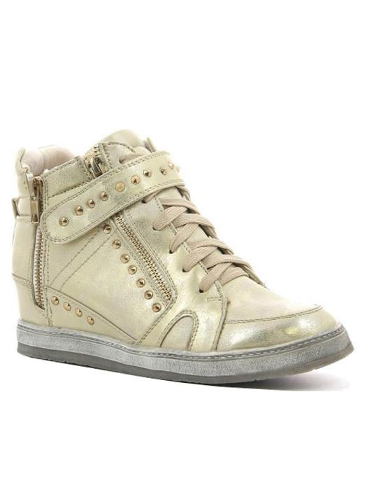 Van Fashionize Sneakers Gold Prijsvergelijk nu!