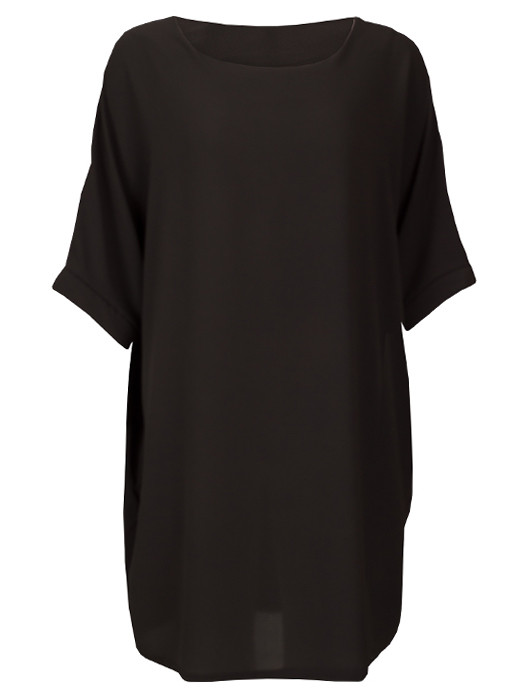 Comfy Dress Black