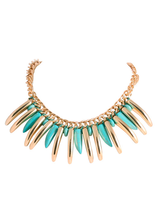 Halsketting Turquoise
