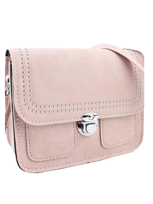 Shoulder Bag Stacie Pink