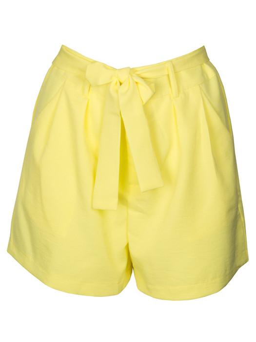Short Chic Yellow