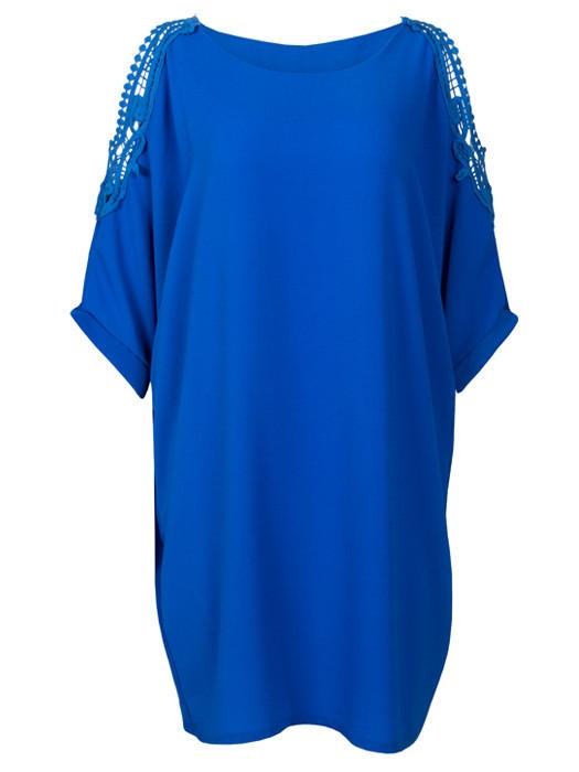 Dress Ibiza Blue
