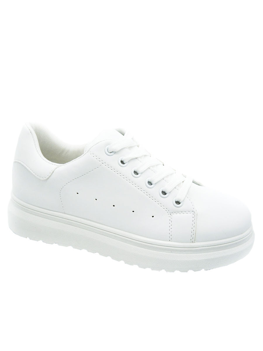 Sneakers Basic Wit