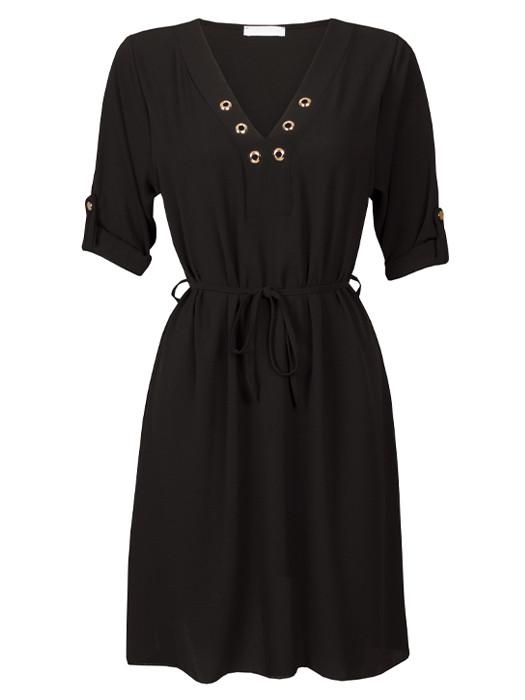 Tuniek/Dress Madeline Black