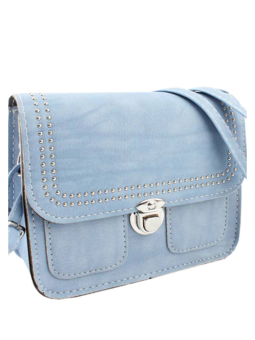 Shoulder Bag Stacie Blue