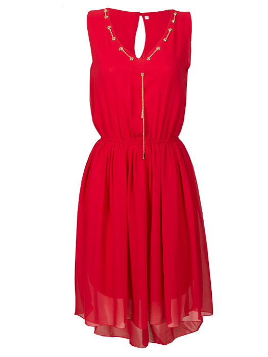 Image of Dress Jessica Red